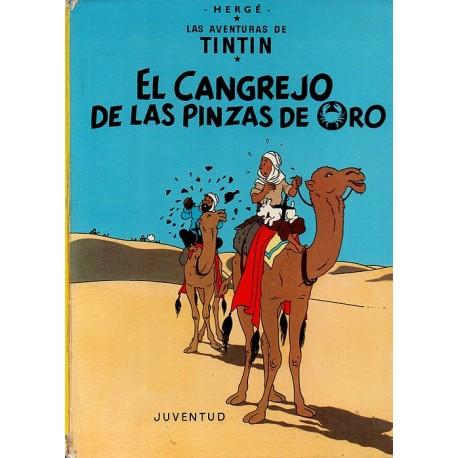 TINTIN: EL CANGREJO DE LAS PINZAS DE ORO