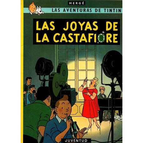 TINTIN: LAS JOYAS DE LA CASTAFIORE