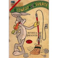 EL CONEJO DE LA SUERTE Núm 425
