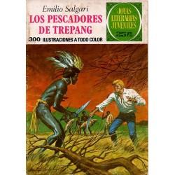 JOYAS LITERARIAS JUVENILES. Núm 85. LOS PESCADORES DE TREPANG