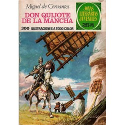 JOYAS LITERARIAS JUVENILES. Núm 98 DON QUIJOTE DE LA MANCHA