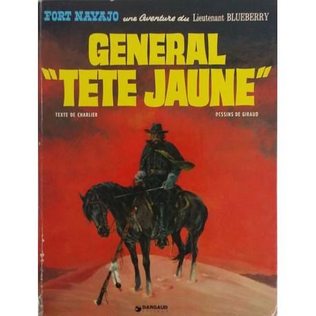 """GENERAL """"TETE JAUNE"""""""