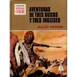 HISTORIAS COLOR: AVENTURAS DE TRES RUSOS Y TRES INGLESES
