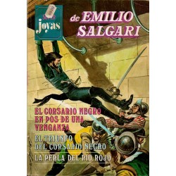SUPER JOYAS Núm. 11: EMILIO SALGARI