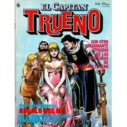 EL CAPITÁN TRUENO Núm. 6