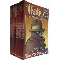 COLECCIONABLE LOS 4 FANTÁSTICOS DE JOHN BYRNE. COMPLETA