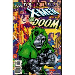 X-MEN AND DR. DOOM ANNUAL 1998