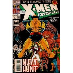 X-MEN ADVENTURES Núm. 5
