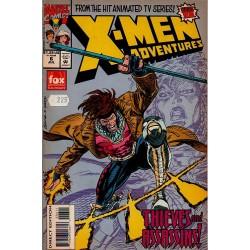X-MEN ADVENTURES Núm. 6