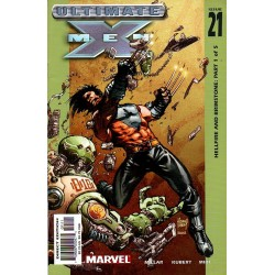 ULTIMATE X-MEN Núm.21: HELLFIRE AND BRIMSTONE PART 1 OF 5