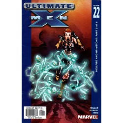 ULTIMATE X-MEN Núm.22: HELLFIRE AND BRIMSTONE PART 2 OF 5