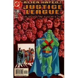 JUSTICE LEAGUE ADVENTURES Núm. 10