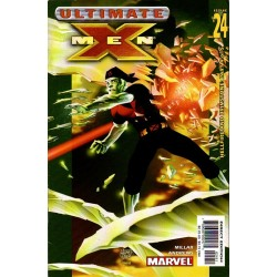 ULTIMATE X-MEN Núm.24: HELLFIRE AND BRIMSTONE PART 4 OF 5