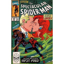 THE SPECTACULAR SPIDERMAN VOL 1 Núm 167