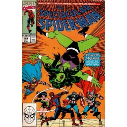 THE SPECTACULAR SPIDERMAN VOL 1 Núm 168