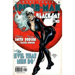 SPIDERMAN/ BLACK CAT: THE EVIL THAT MEN DO Núm. 1