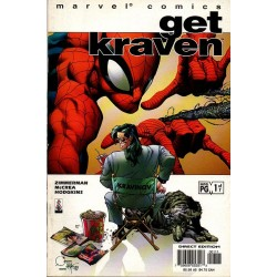 SPIDERMAN: GET KRAVEN Núm. 1