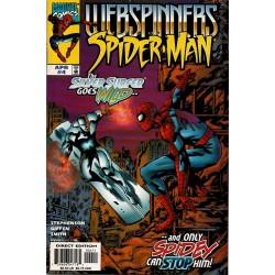 WEBSPINNERS TALES OF SPIDERMAN Núm. 4
