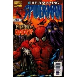 THE AMAZING SPIDERMAN Núm 436