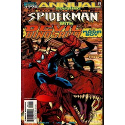THE AMAZING SPIDERMAN ANNUAL 1998