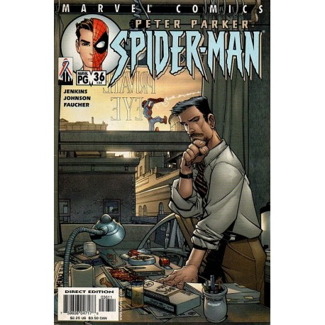 PETER PARKER: SPIDER-MAN Vol 2 Núm. 36