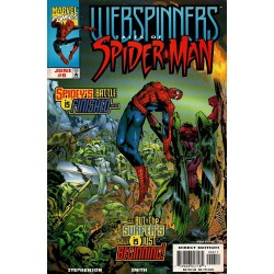 WEBSPINNERS TALES OF SPIDERMAN Núm. 6