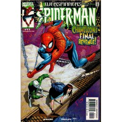 WEBSPINNERS TALES OF SPIDERMAN Núm. 11
