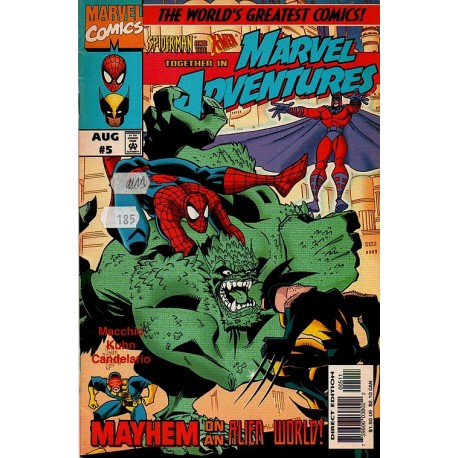 MARVEL ADVENTURES Núm. 5