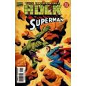 THE INCREDIBLE HULK VS. SUPERMAN