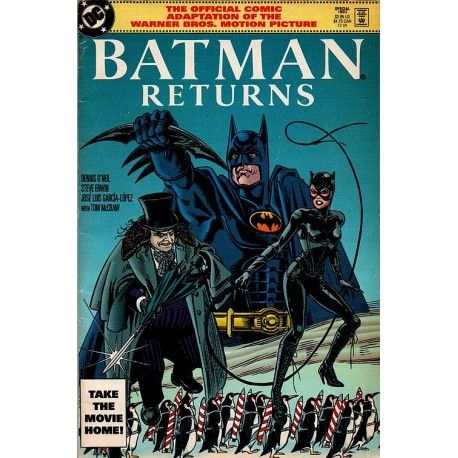 BATMAN RETURN
