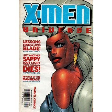 X-MEN UNIVERSE Núm. 3