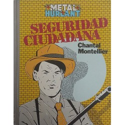 METAL HURLANT Núm. 7: SEGURIDAD CIUDADANA