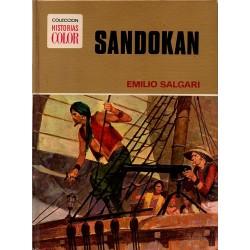 HISTORIAS COLOR: SANDOKAN