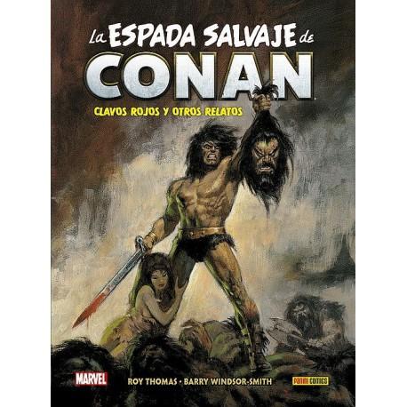 LA ESPADA SALVAJE DE CONAN Núm. 1