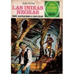 JOYAS LITERARIAS JUVENILES. Núm 131. LAS INDIAS NEGRAS