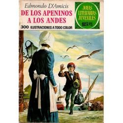 JOYAS LITERARIAS JUVENILES. Núm 75. DE LOS APENINOS A LOS ANDES