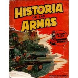 ALBUM HISTORIA DE LAS ARMAS