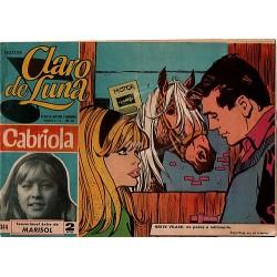 CLARO DE LUNA Núm. 344: CABRIOLA