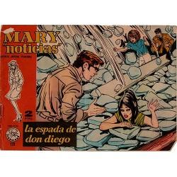 MARY NOTICIAS Núm. 129: LA ESPADA DE DON DIEGO