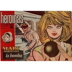 MARY NOTICIAS Núm. 211: LA BOMBA