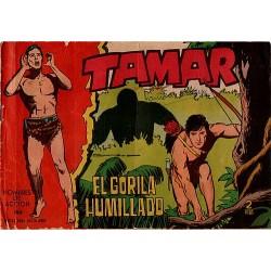 """TAMAR Núm. 155 """"EL GORILA HUMILLADO"""""""