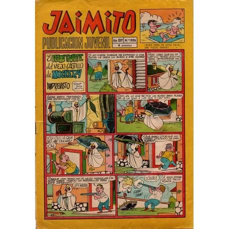 JAIMITO Núm 1026