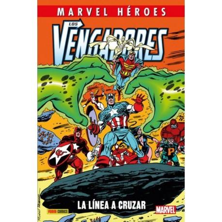 LOS VENGADORES: LA LÍNEA A CRUZAR