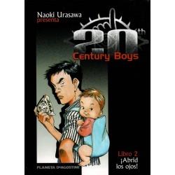 20th CENTURY BOYS Núm. 2 ¡ABRID LOS OJOS!