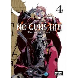 NO GUNS LIFE Núm. 4