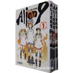 ALIEN 9 COMPLETA
