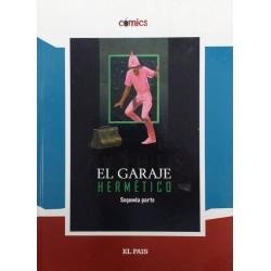 CÓMICS EL PAÍS Núm. 25 MOEBIUS. EL GARAJE HERMÉTICO II