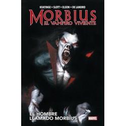 MORBIUS EL VAMPIRO VIVIENTE: EL HOMBRE LLAMADO MORBIUS