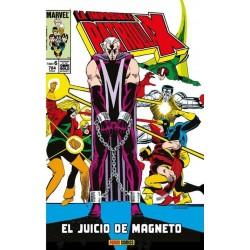 LA IMPOSIBLE PATRULLA- X Núm. 6:: EL JUICIO DE MAGNETO