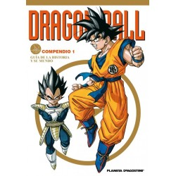 DRAGON BALL COMPENDIO 01